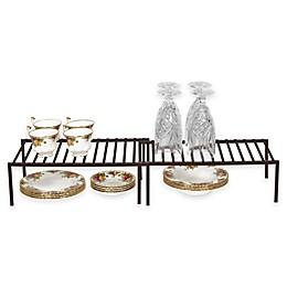 Kitchen Storage Organizer Collection in Bronze