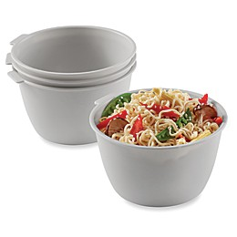 SALT™ Stackable Microwave Bowls (Set of 4)