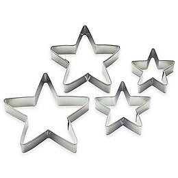 Wilton® 4-Piece Nesting Star Cookie Cutters