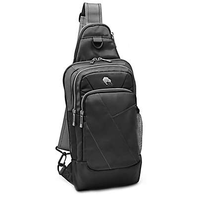 Bluekiwi™ HAKA Universal Sling Pack in Black/Grey