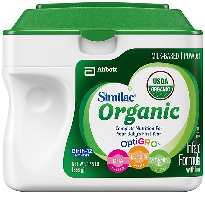 Alternate image 1 for Similac® Advance® 1.45-Pound Organic Infant Formula