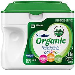 Similac® Advance® 1.45-Pound Organic Infant Formula