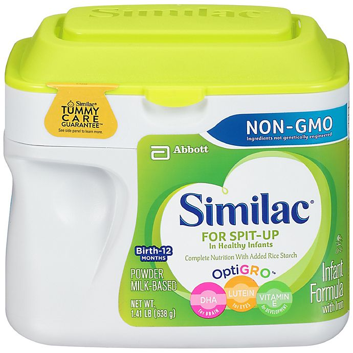 Alternate image 1 for Similac® For Spit Up 1.45-Pound Sensitive Formula Powder
