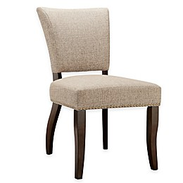 Madison Park Dawson Side Chairs in Brown (Set of 2)