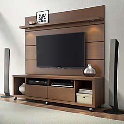 Manhattan Comfort Cabrini TV Stand and Panel 1.8