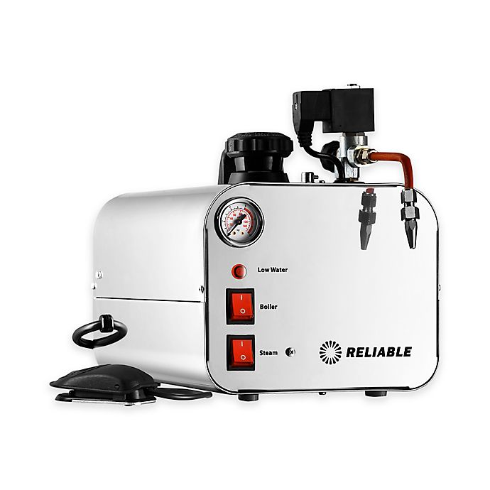Alternate image 1 for Reliable 5000CJ Jewelry Steam Cleaner
