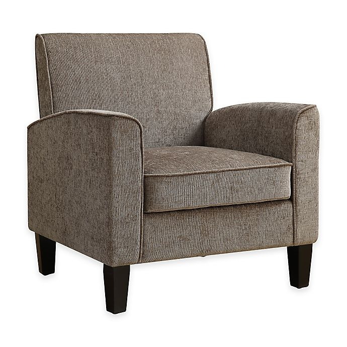 Alternate image 1 for Pulaski Thomas Upholstered Accent Chair in Grey