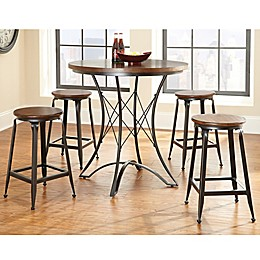 Steve Silver Co. Adele 5-Piece Counter Height Dining Set