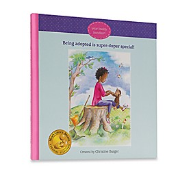"Your Buddy Boodles™ ""Being adopted is super-duper special"" by Christine Burger"