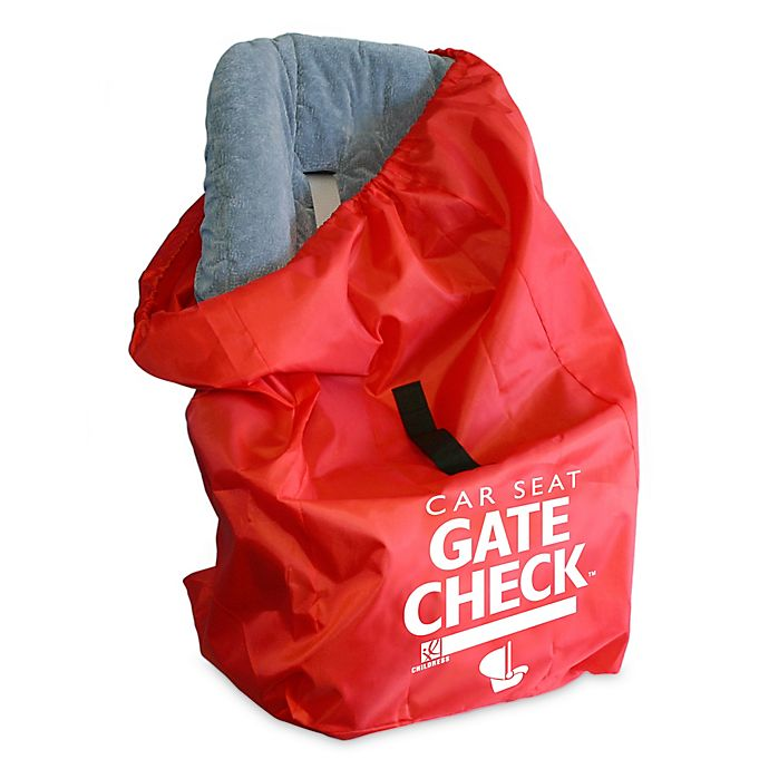 Alternate image 1 for J.L. Childress Gate Check Travel Bag for Car Seats