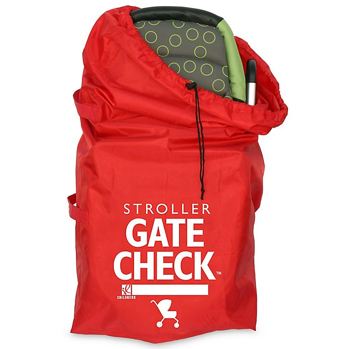 Alternate image 1 for J.L. Childress Gate Check Bag for Standard and Double Strollers