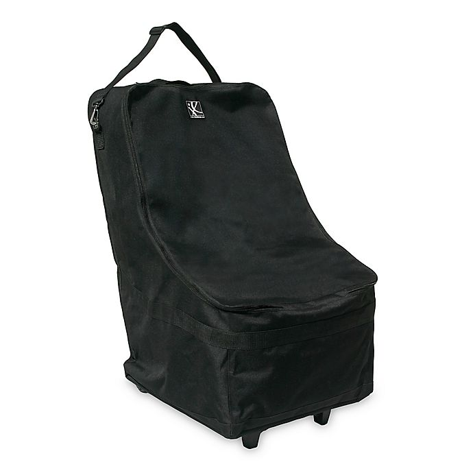 Alternate image 1 for J.L. Childress Wheelie Car Seat Travel Bag
