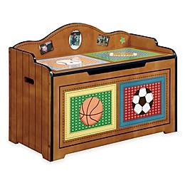 Teamson Fantasy Fields Lil' Sports Fan Toy Box