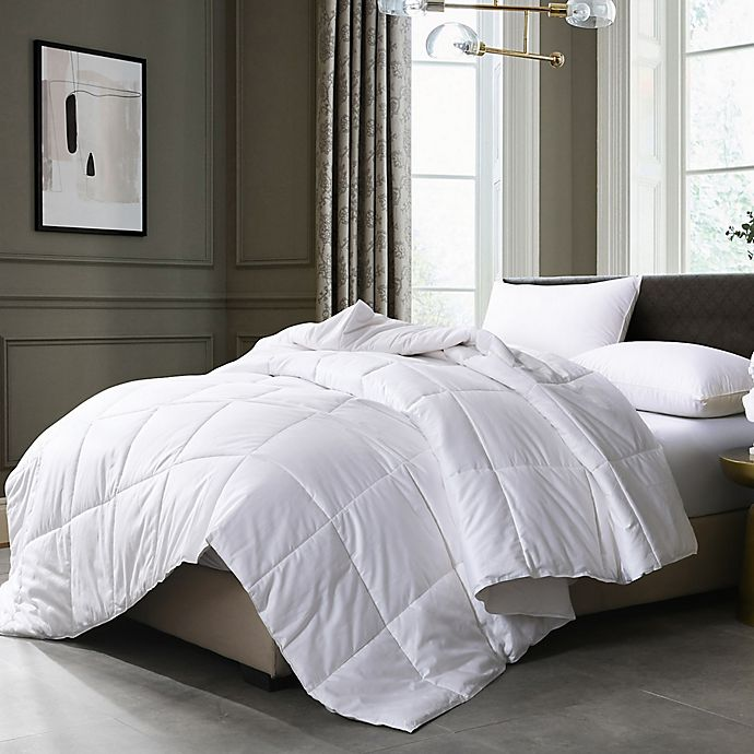 Alternate image 1 for Wamsutta® Dream Zone® 500-Thread-Count Cotton Filled Full/Queen Comforter