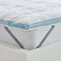 BEDGEAR® Balance Boost® 2-Inch Mattress Topper in White