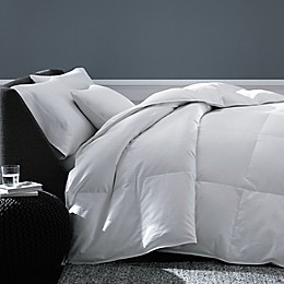 Seasons Collection® HomeGrown Cotton Year Round Warmth White Goose Down Comforter