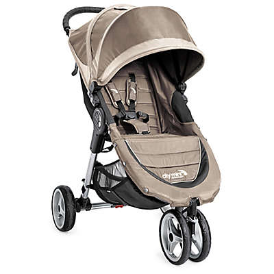 Baby Jogger® City Mini® 3-Wheel Single Stroller