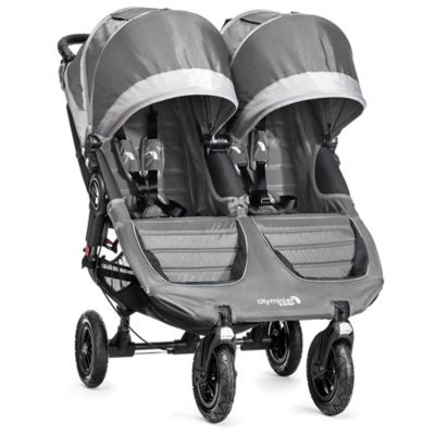 Gray NEW Baby Jogger City Mini GT Compact All Terrain Stroller Evergreen
