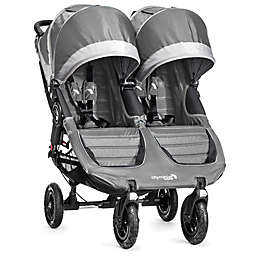 Baby Jogger® City Mini® GT Double Stroller in Steel Grey