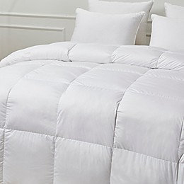 Scott Living 260-Thread-Count Goose Feather Fiber and Down Fiber Comforter