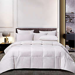 Scott Living™ Extra Warmth Goose Feather and White Goose Down Comforter