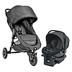 Baby Jogger® City Mini GT Travel System in Charcoal