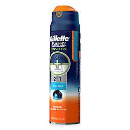 Gillette® Fusion® ProGlide® 6 oz. Sensitive Shave Gel in Ocean Breeze