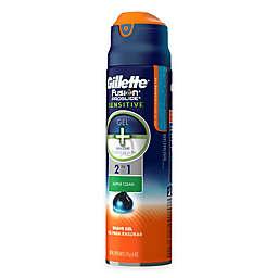 Gillette® Fusion® ProGlide® 6 oz. Sensitive Shave Gel in Alpine Clean