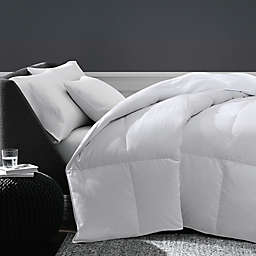 The Seasons Collection® Cotton Extra Warmth Down Cotton Jacquard Twin Comforter