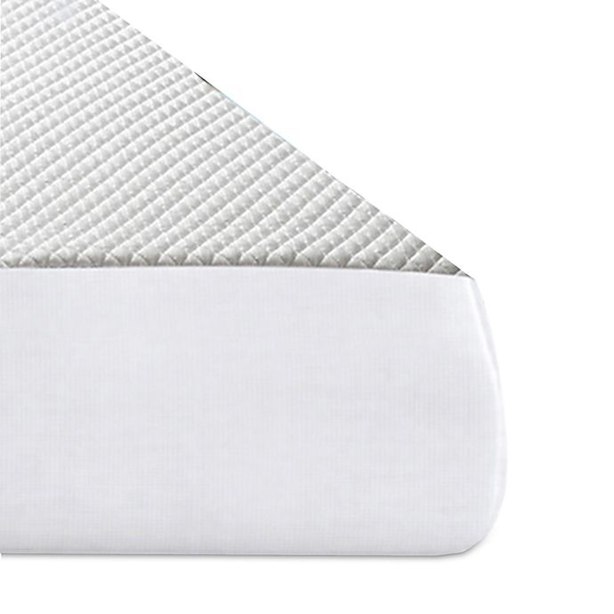 Alternate image 1 for Therapedic® TruCool® Queen Mattress Pad