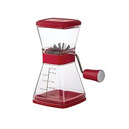 prepworks® by Progressive Nut Chopper in Clear/Red