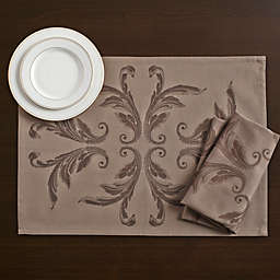 Wamsutta® Collection Bourne Placemat and Napkins