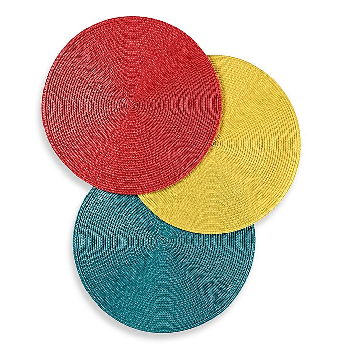 Round Placemat Bed Bath And Beyond Canada