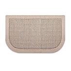 Microdry® Memory Foam 20-Inch x 32-Inch Kitchen Mat in Taupe