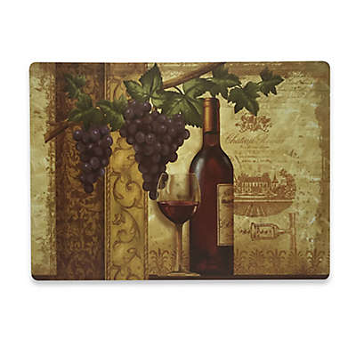 Fine Wine Laminated Placemat