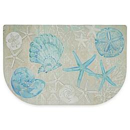 Mohawk Home® Laguna Shells 22-Inch x 34-Inch Kitchen Mat