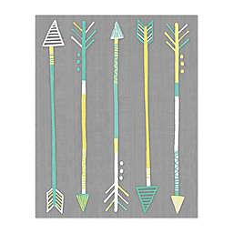 Pied Piper Creative Tribal Arrows Canvas Wall Art