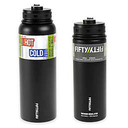 FIFTY/FIFTY Double-Wall Vacuum Insulated Water Bottle