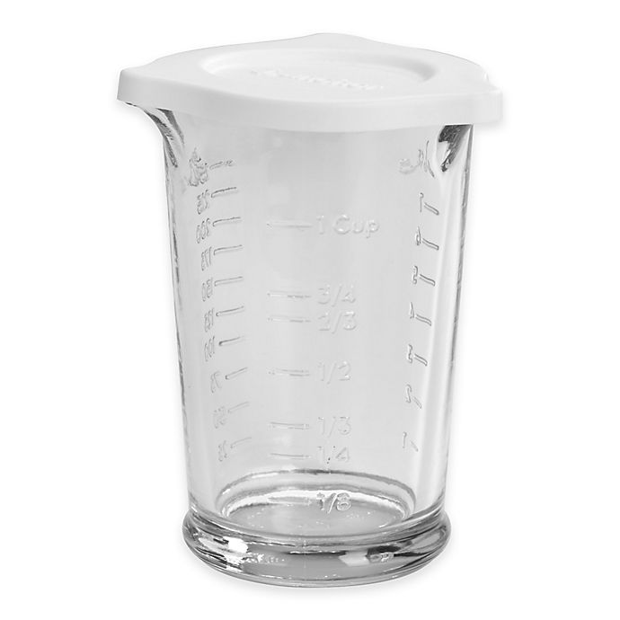 Alternate image 1 for Anchor Hocking® Triple Pour Embossed Measuring Cup
