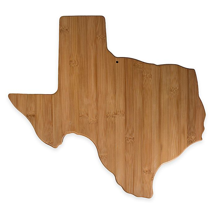 Alternate image 1 for Totally Bamboo MEGA Texas Cutting/Serving Board