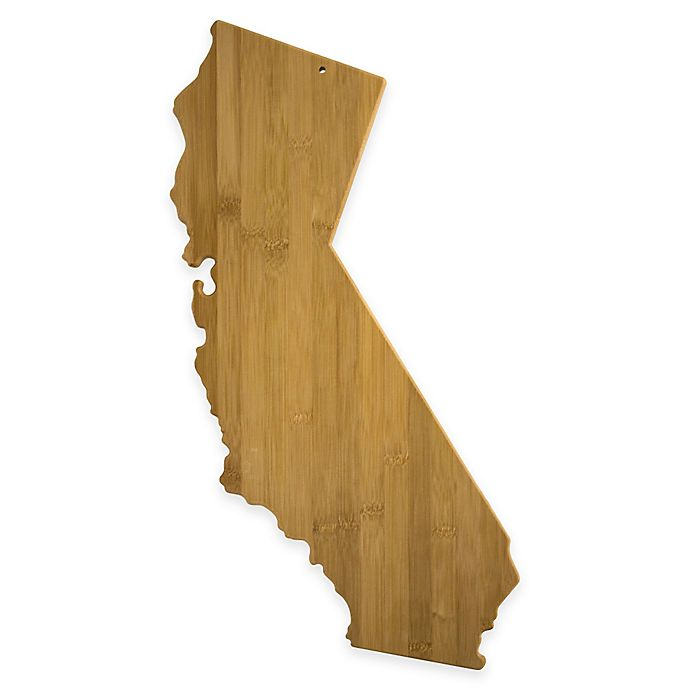 Alternate image 1 for Totally Bamboo MEGA California Cutting/Serving Board
