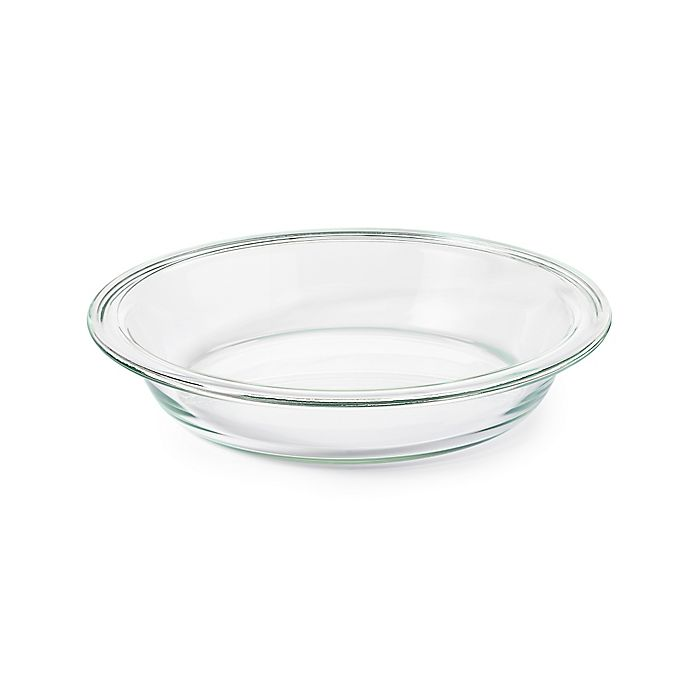 Alternate image 1 for OXO Good Grips® 9-Inch Glass Pie Baking Dish