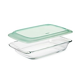 OXO Good Grips® Oblong Glass Baking Dish with Lid