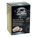 Bradley Smoker® 48-Count Whiskey Oak Bradley Flavor Bisquettes®