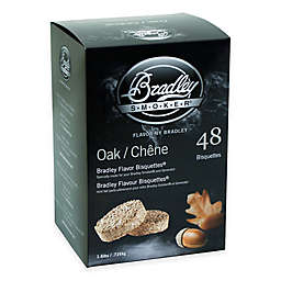 Bradley Smoker® 48-Count Oak Bradley Flavor Bisquettes®