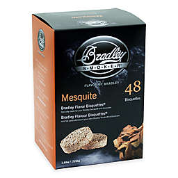 Bradley Smoker® 48-Count Mesquite Bradley Flavor Bisquettes®