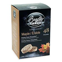 Bradley Smoker® 48-Count Maple Bradley Flavor Bisquettes®