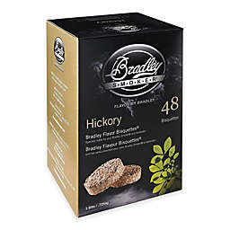 Bradley Smoker® 48-Count Hickory Bradley Flavor Bisquettes®