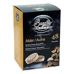 Bradley Smoker® 48-Count Alder Bradley Flavor Bisquettes®