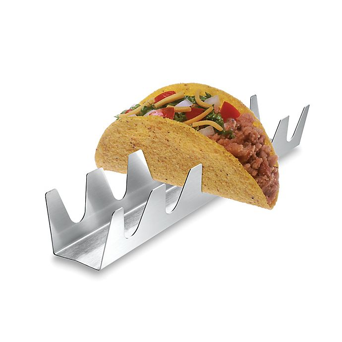 Alternate image 1 for The Taco Rack-Six Shooter